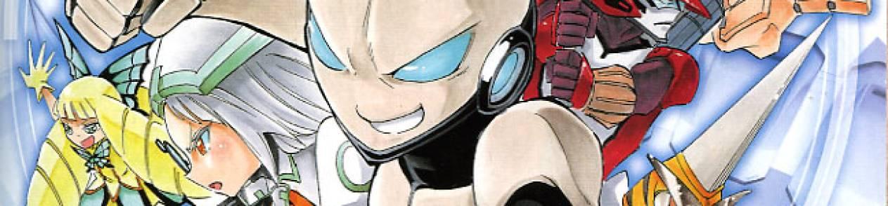 Manga 31 Heroes