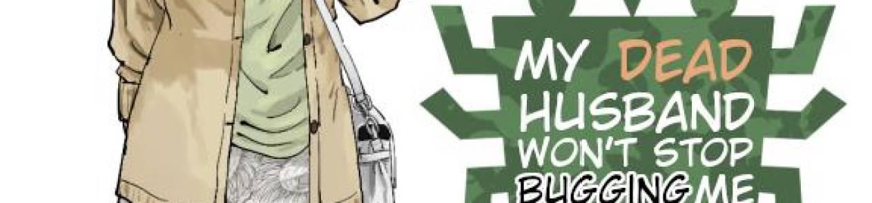 Manga Shinda Otto ga Mushi ni Tensei Shita Ken