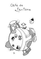Komik Café de Fantôme