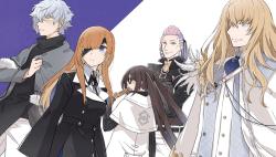 Komik Fate/Grand Order: from Lostbelt