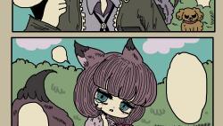 Komik Fox and Hunter Yuri