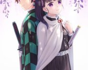 Komik Kimetsu No Yaiba – X years later – Tanjiro proposes