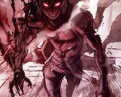 Komik Red Doll