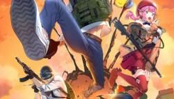 Komik Peaceful Elite: Stroke God of War