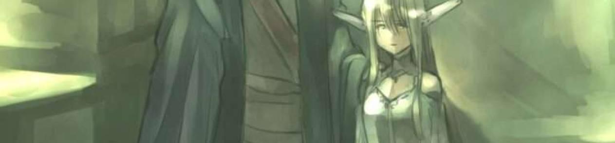 Manga Elf Droid