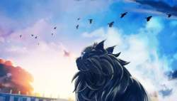 Komik Black Cat and Soldier
