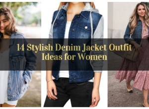 Stylish Denim Jacket Outfit Ideas for Women_featured