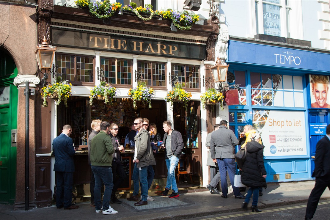 The Harp, London - My Favourite Pubs #1