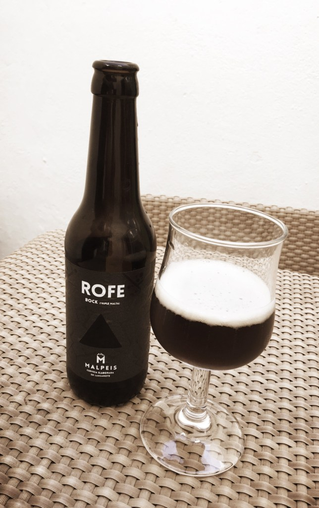Malpeis Rofe Craft Beer Bock