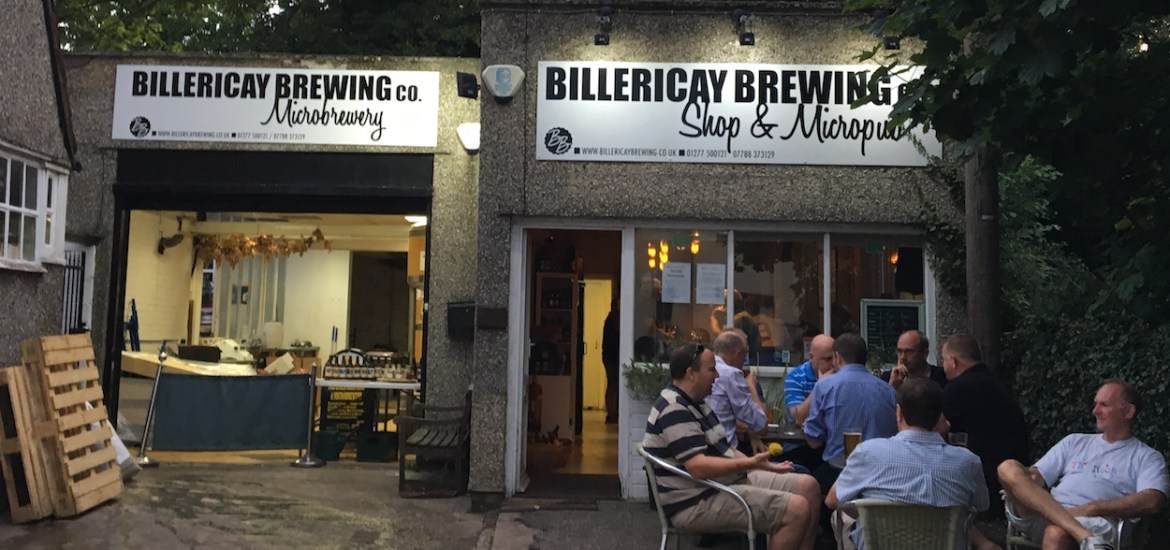 billericay brewing