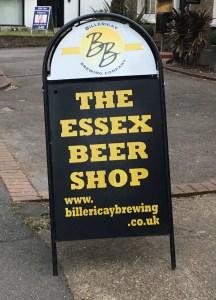 essex beer shop