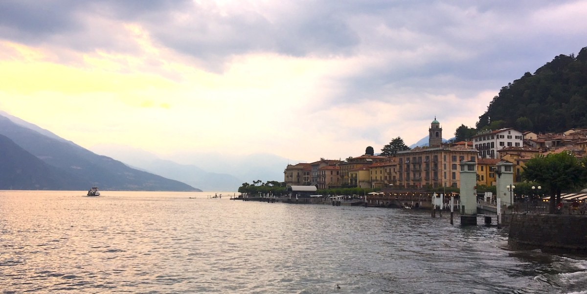 Bellagio and Lake Como: The Calm After the Storm