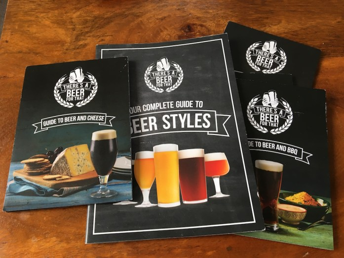 Beer Matching Guides