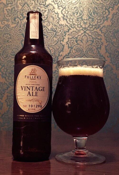 2016 Fuller's Vintage Ale