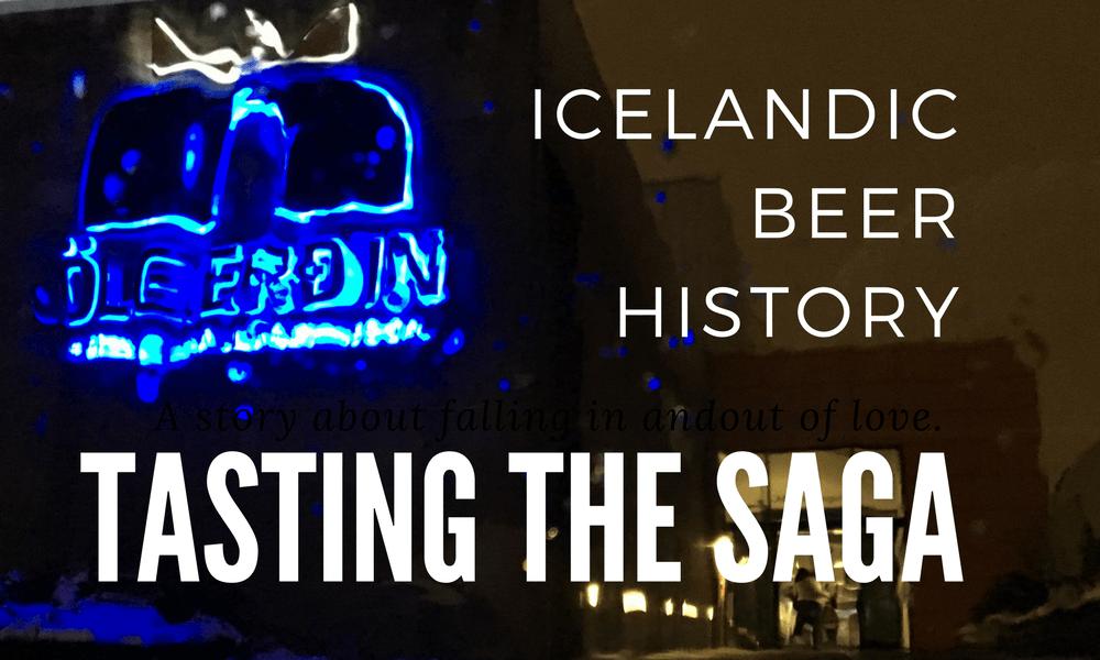 Tasting the Saga - Experiencing Icelandic Beer History