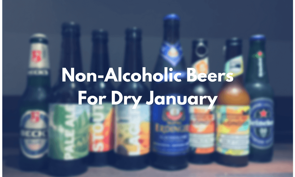 The Best Non-Alcoholic Beers for Dry January, Reviewed