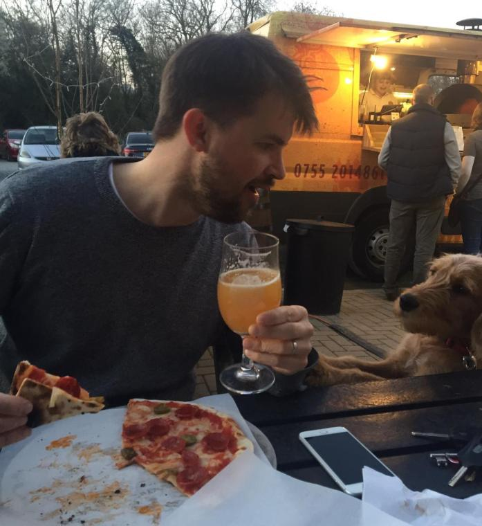 Nova Anglia x Pizza