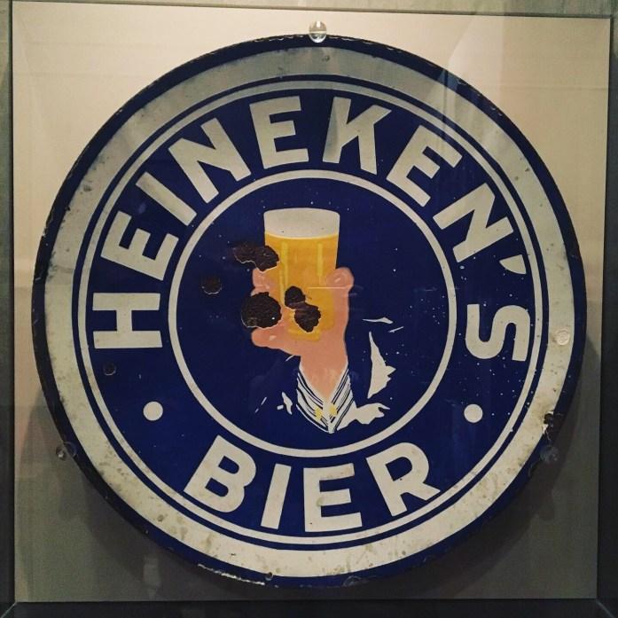 Heineken's Bier - Old Design