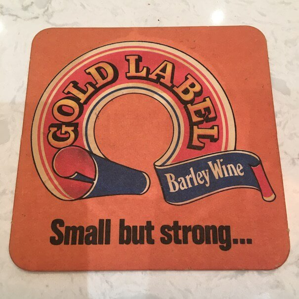 Gold Label Barley Wine