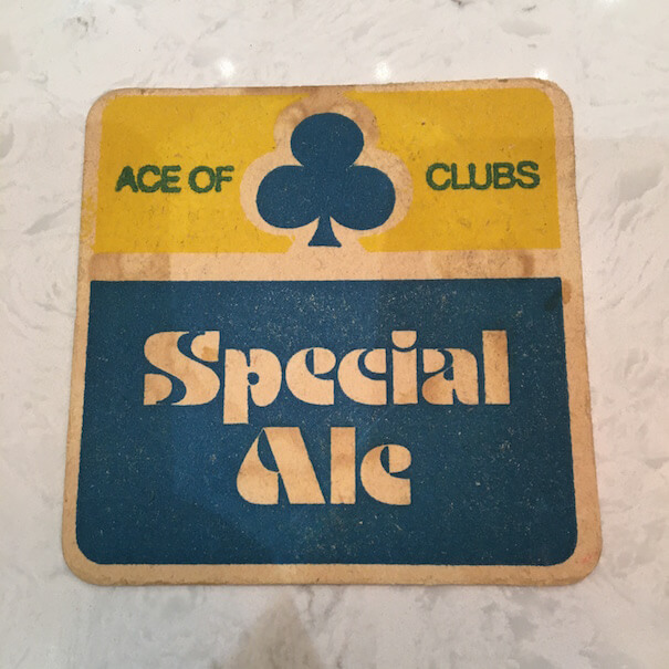 Special Ale - Ace of Clubs