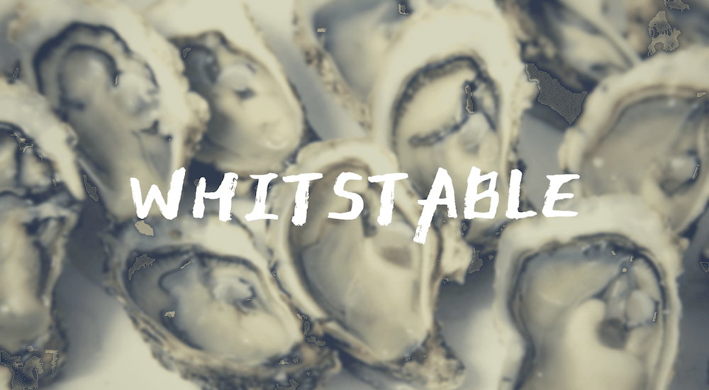 Whitstable - Where to go For Oysters