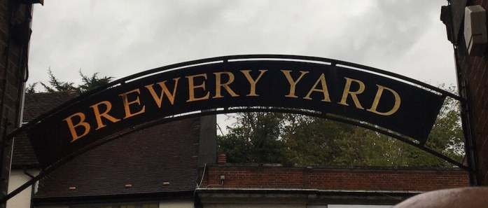 Brewery Yard in Reigate