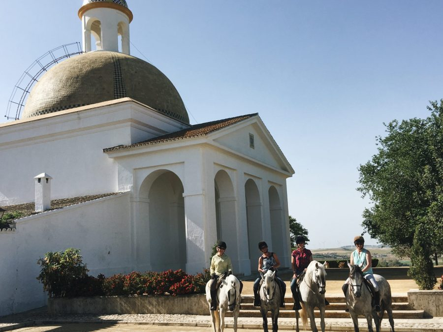 Bacchus Travel Andalusia Sherry Triangle Horseback