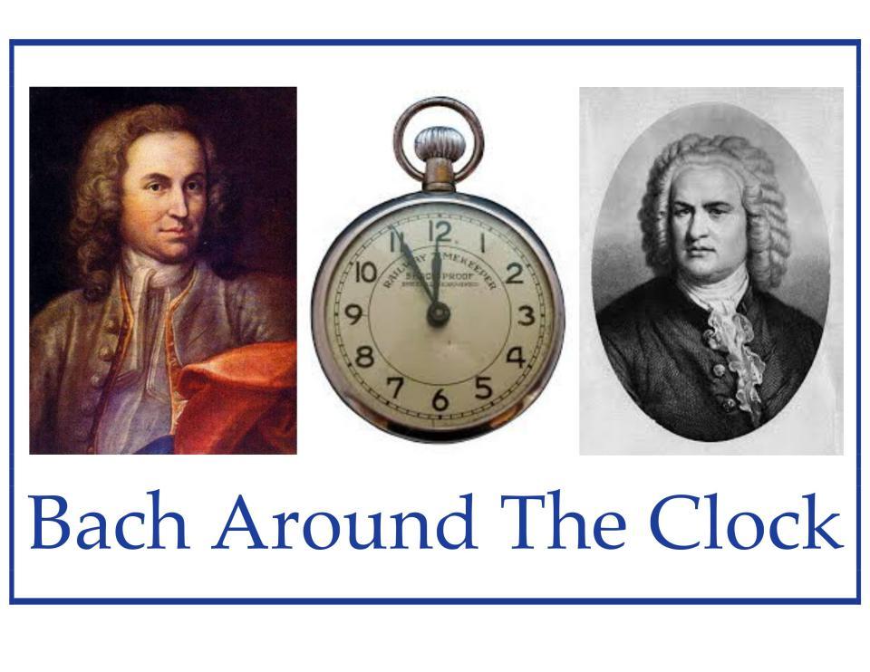 Bach Around The Clock