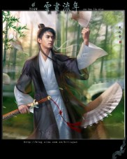 bamboo___knight_by_hiliuyun