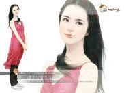 romance_girl_bi41157_wallpaper