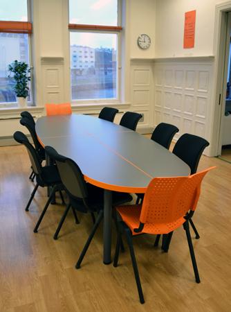 """lyk-z """"4 i 1"""" møtebord / """"4 in 1"""" meeting table"""