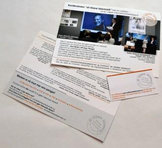 - et rikere telemark ~ videreutviking av den grafiske profil / development of the graphic profile