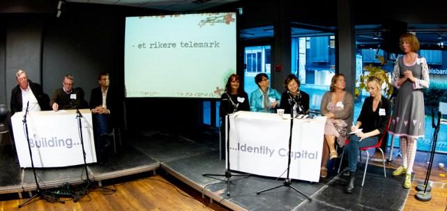 - et rikere telemark ~ paneldiskusjon med initiativtakene / panel discussion
