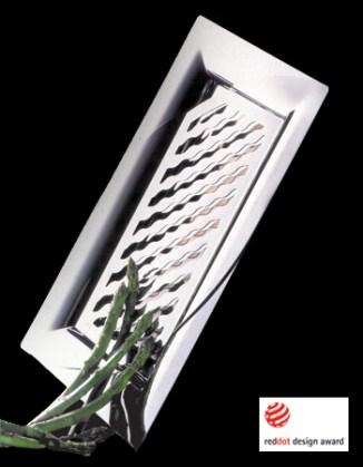 "WMF Asparges fat/ Aspargus plate got the ""Reddot design awards"""