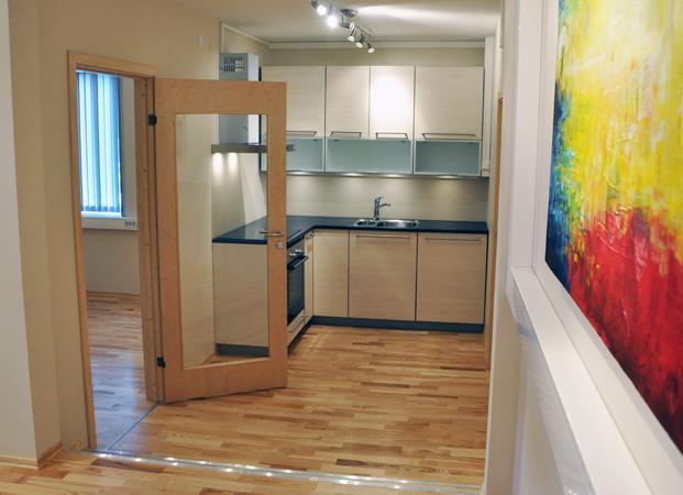 TQM interiør kjøkken / interior kitchen