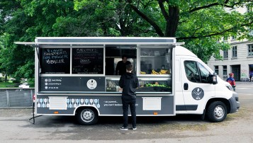 Foodtruck front