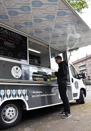 Foodtruck disk