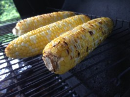 Can you beat grilled corn?