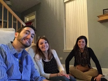 Selfie stick makes every party better