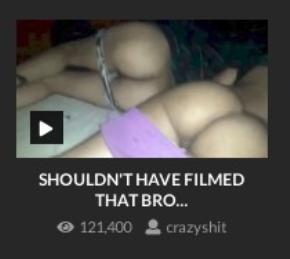 Crazyshit porn