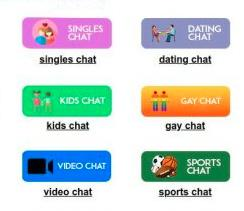 chateve chat rooms