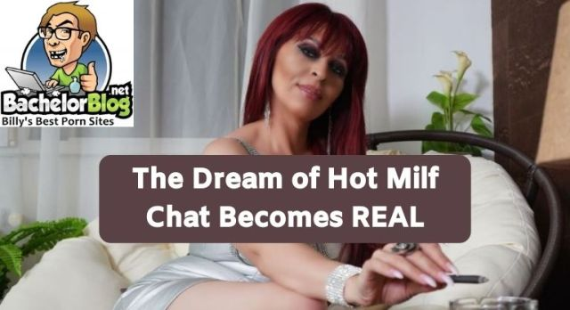 Hot milf chat