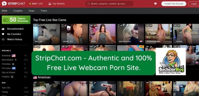 Stripchat live porn cams