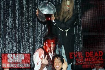 Evil Dead wedding