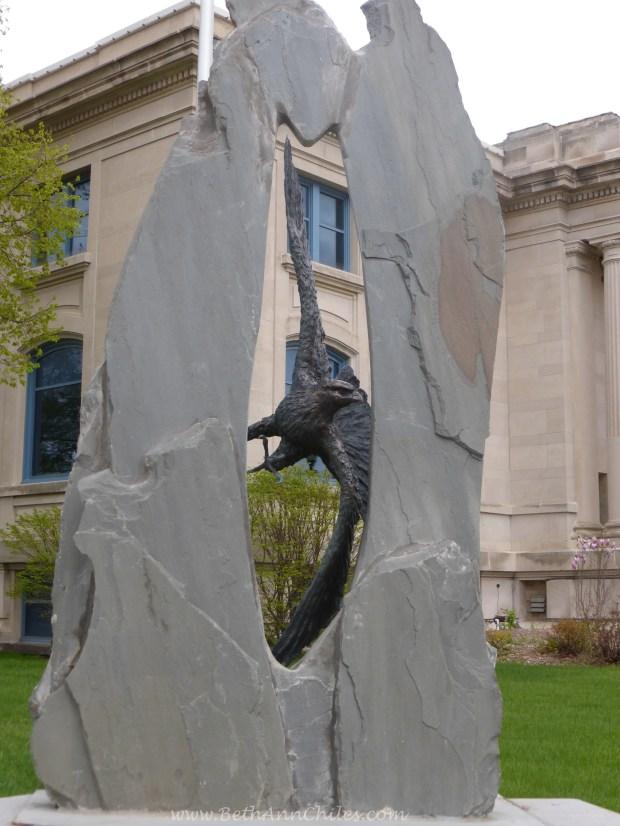 Threading the Needle by Joellen Domenico --$14,500