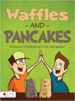 1waffles and pancakes