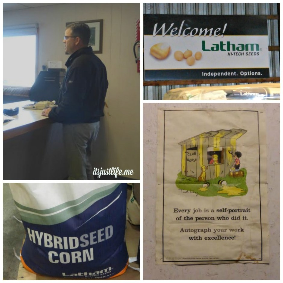 Latham Hi-Tech Seeds on itsjustlife.me