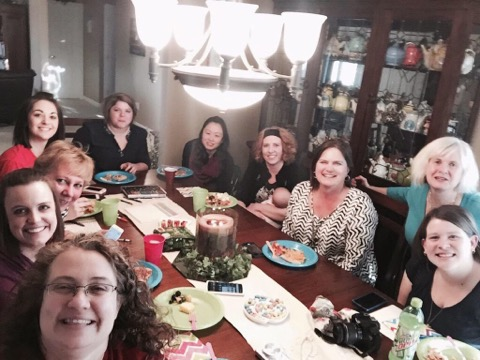 Photo credit:  Donna Hup ad her Selfie Stick