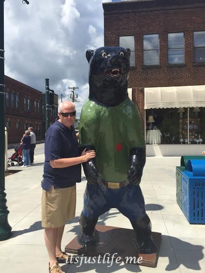 Bear and Chris