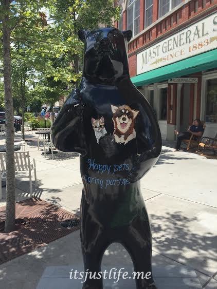Happy Pets Bear